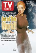TV Guide cover, 1997-11-08 (2 of 2)