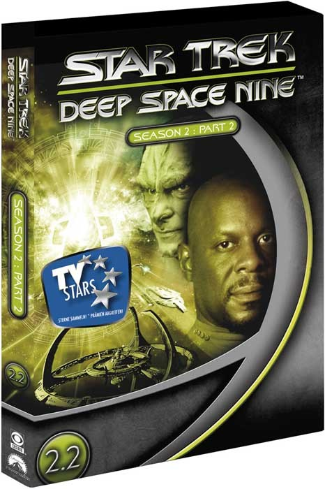 DS9 DVD-Box Staffel 2.2