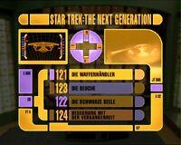 DVD-Menü TNG Staffel 1 Disc 6