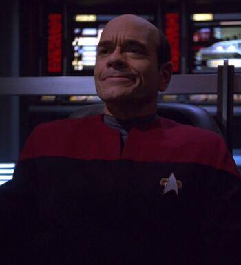 Emergency Command Hologram (2377)
