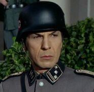 Spock SS-first lieutenant