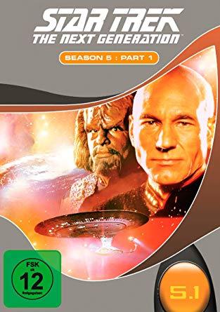 TNG DVD-Box Staffel 5.1