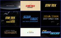 Seriale z wszechświata Star Trek