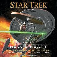 Hell's Heart audiobook cover