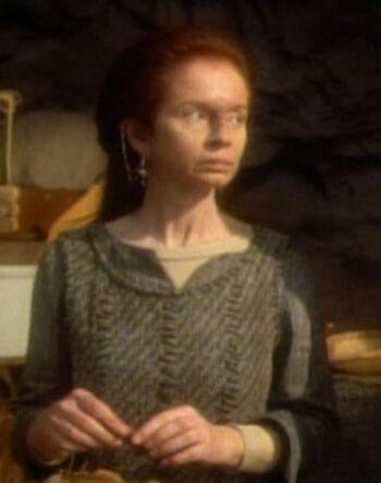 Keena in 2369