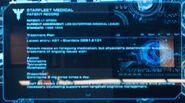 Spocks medical files - treatment plan