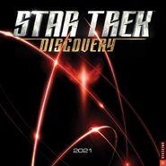 Star Trek Discovery Calendar 2021