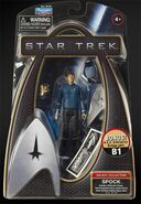 Playmates 2009 Galaxy Collection Spock