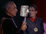 Anton Karidian Hamlet