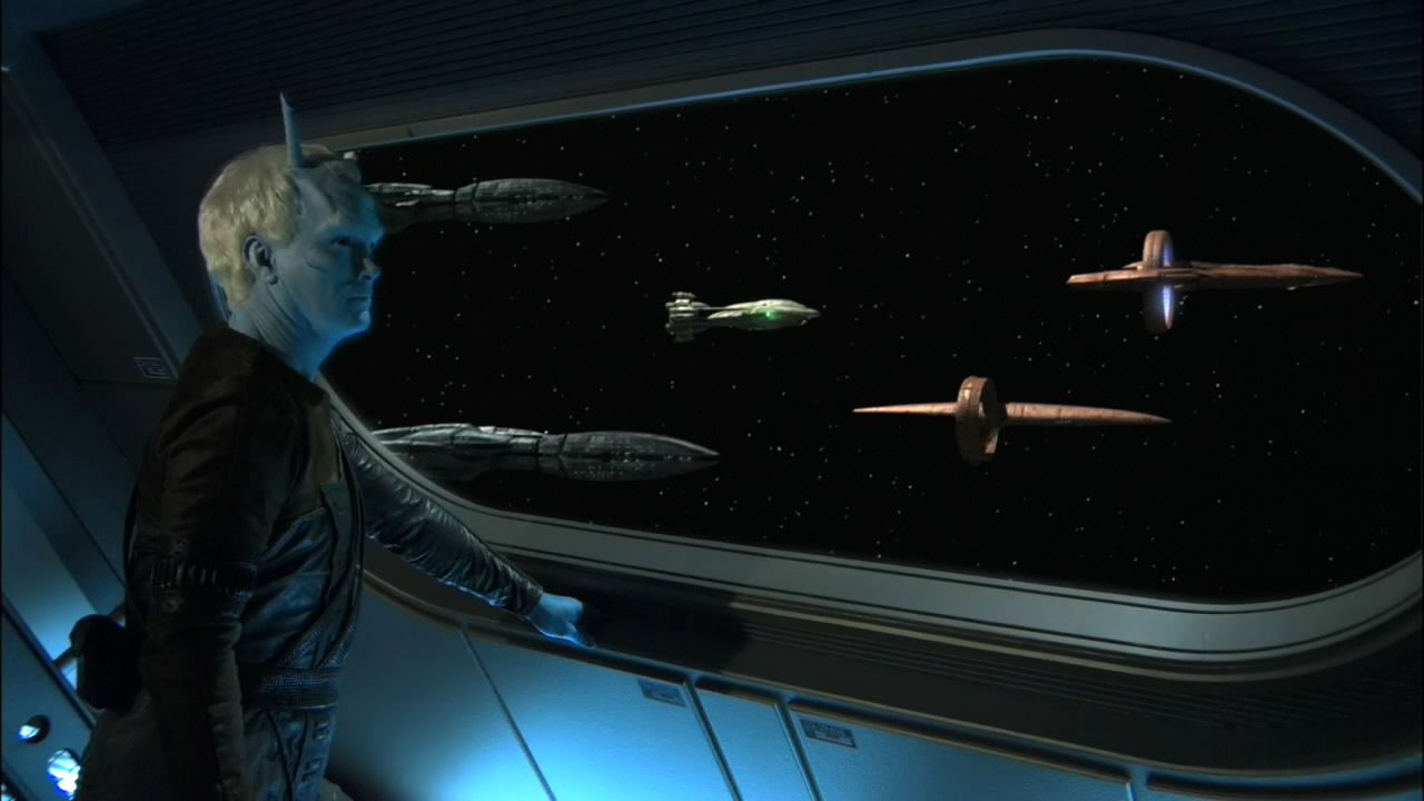 Coalition fleet and Shran.jpg