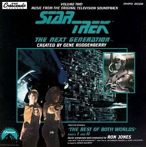 Star Trek: The Next Generation – Volume Two: The Best of Both Worlds