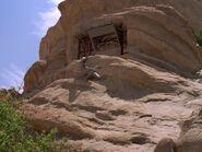 Ethnologischer Beobachtungsposten auf Mintaka III
