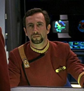Lieutenant Commander Lojur