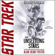 Unsettling Stars audiobook cover