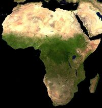 Kontynent Afryki