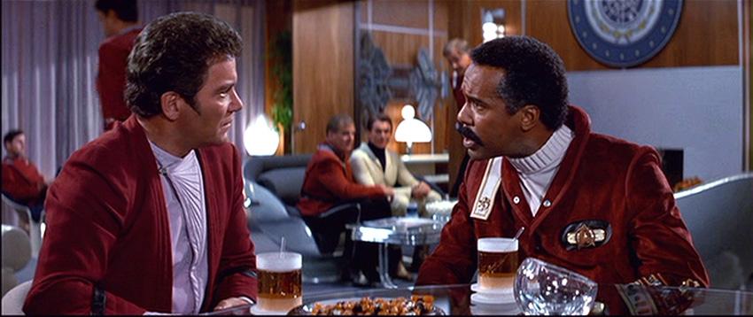 Starfleet Officers' Lounge