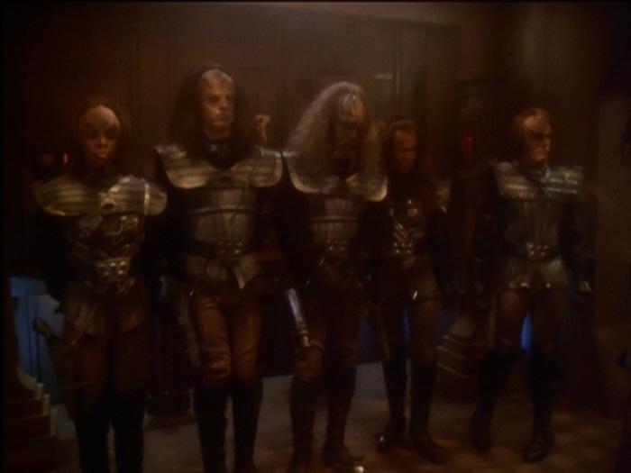 Klingonische Verteidigungsstreitmacht