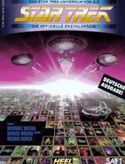 Star Trek Encyclopedia, German first edition