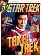 Star Trek Magazine issue 183 cover