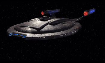 The <i>Enterprise</i> NX-01