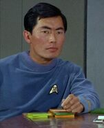 Hikaru Sulu, 2265