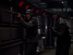 Nazi soldiers in Voyager's corridor.jpg