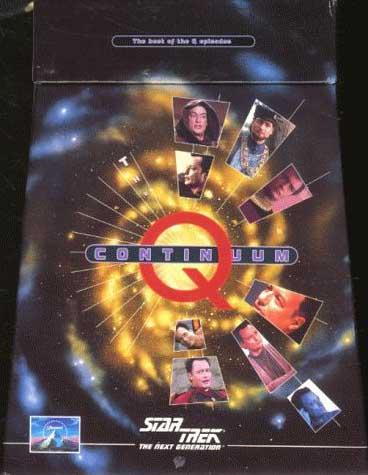 Star Trek: The Next Generation - Q Continuum (VHS)
