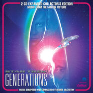 Star Trek Generations expanded soundtrack cover