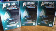 Star Trek Time Travel Box VHS contents