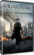 Star trek into darkness, DVD, 2013