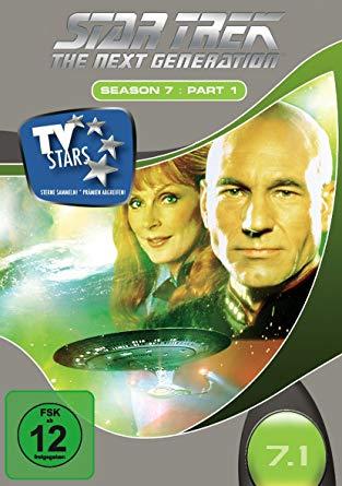 TNG DVD-Box Staffel 7.1