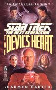 The Devil's Heart paperback cover