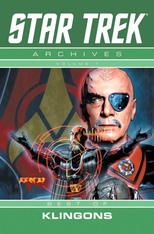 Best of Klingons (Star Trek Archives)