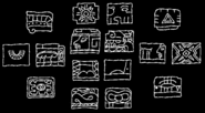 D'Arsay pictographs