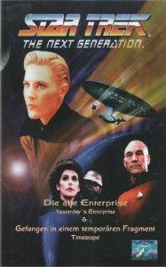 Die alte Enterprise – Gefangen in einem temporären Fragment
