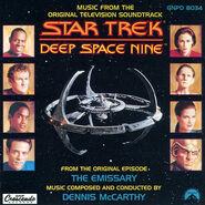 Emissary soundtrack cover