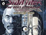 Star Trek: The Next Generation - Mirror Broken: Origin of Data