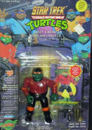 Playmates TOS Ninja Turtles Michaelangelo