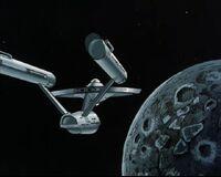 Wejście w orbitę Questar M-17