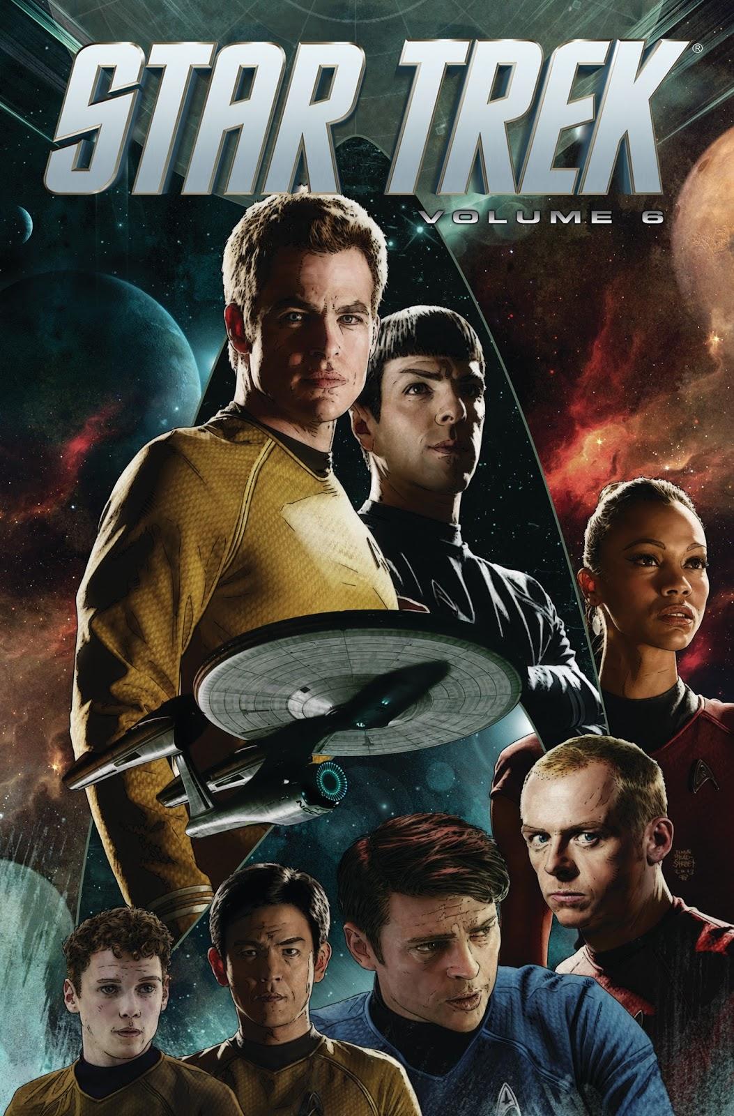 Star Trek, Volume 6: After Darkness