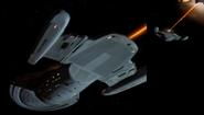 Voyager oberer Phaser
