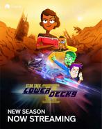 LD Season 2 poster, alt