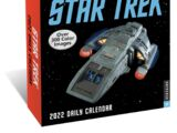 Star Trek Daily Calendar (2022)