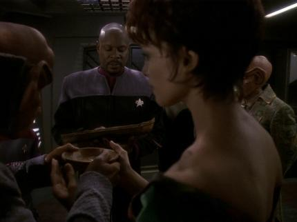 Bajoran wedding