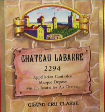 Chateau La Barre