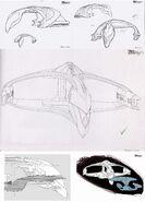 D'deridex design sketches