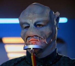 Mordock, a Benzite male (2364)