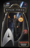 Playmates 2009 Warp Collection Original Spock