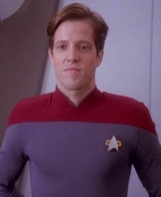 Cadet Shepard (2372)
