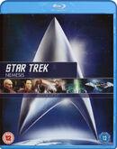 Star Trek Nemesis Blu-ray cover Region B